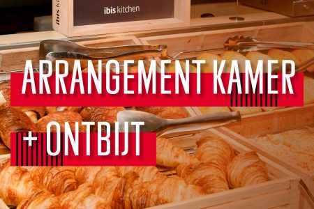 Arrangement-kamer+ontbijt-Ibis-De-Panne