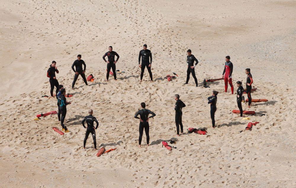 Teambuilding De Panne